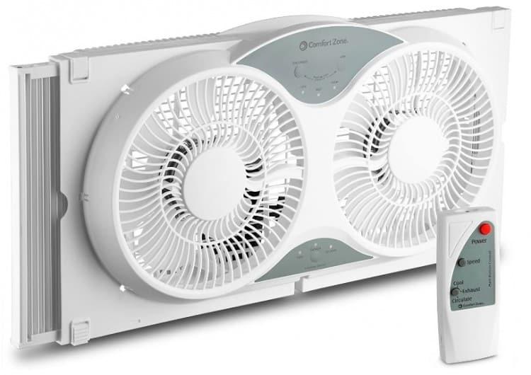 Bovado Window Fan