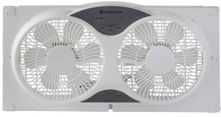 Comfort Zone Window Fan