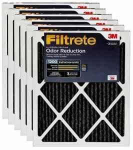 Filtrete Allergy Defense Odor Reduction Air Filter