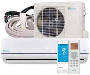 Senville Mini Split Air Conditioner Heat Pump