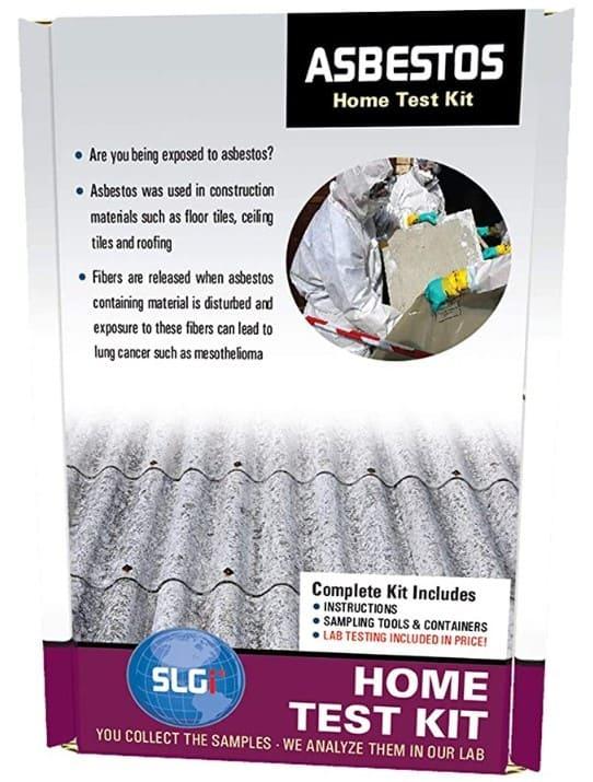 Schneider Labs Asbestos Detector Test Kit