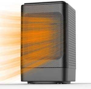 Alrocket Oscillating Space Heater Fan