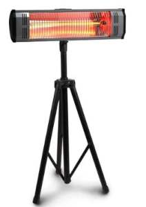 Heat Storm Electric Infrared Outdoor Patio Heater