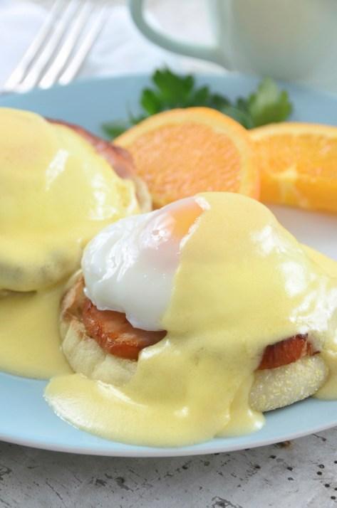 Specialty Bakery Eggs Benedict