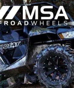 MSA Aluminium Wheels