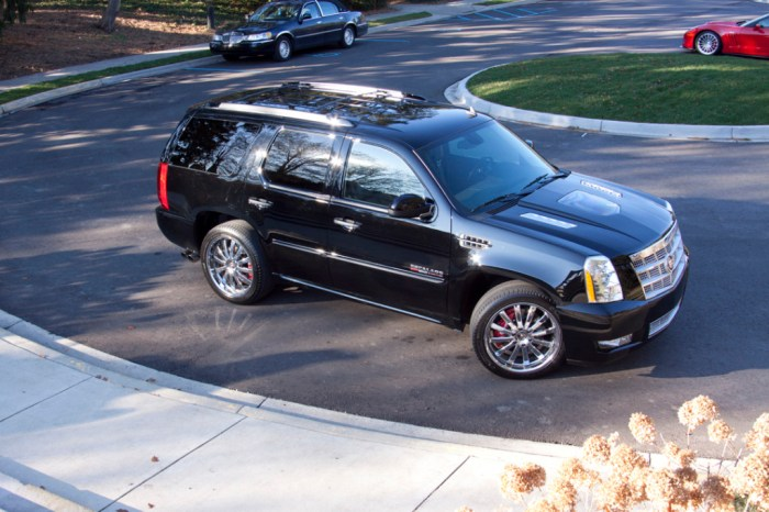Escalade Gallery Pic 20