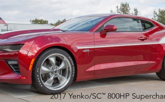 2017 Yenko/SC 800HP Supercharged Camaro
