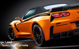 2019 835HP Stage 1 and 1000HP Stage II Yenko/SC Corvette