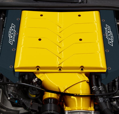 2019 835HP Stage I Yenko/SC Corvette Supercharger