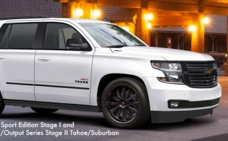 2019 Tahoe Suburban 810HP High Output