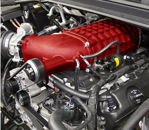 2019 825HP Yenko Silverado Supercharger