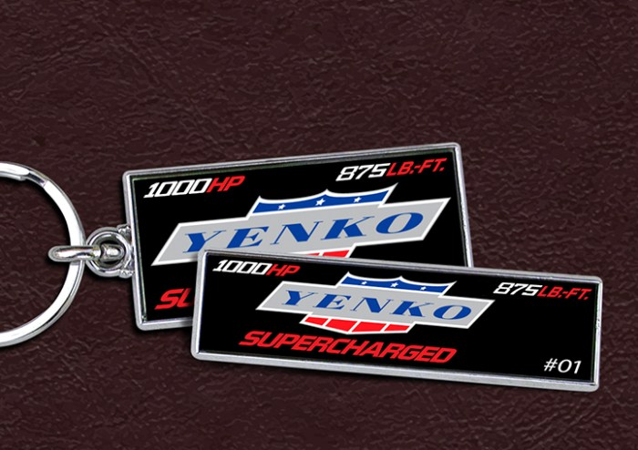 2019 Yenko Silverado Key Fobs