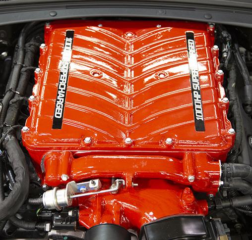 2020 Yenko/SC® Supercharged 1000HP Stage II Camaro Supercharger