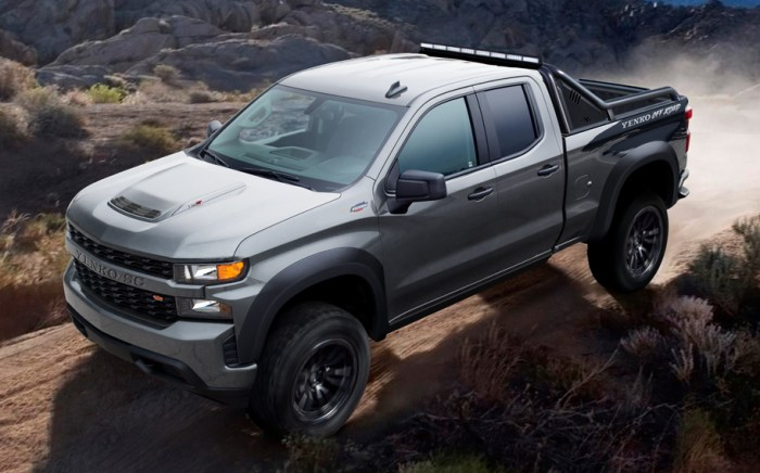 2021 710HP Yenko Supercharged Silverado Off-Road California Edition Large Pic 3