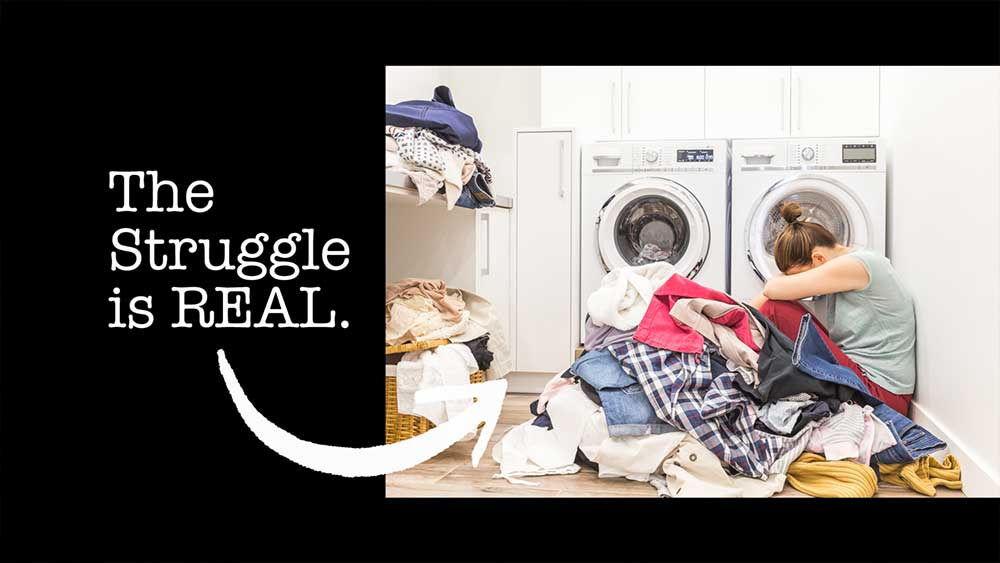 Laundry Troubles : Common Encounters Episode 4