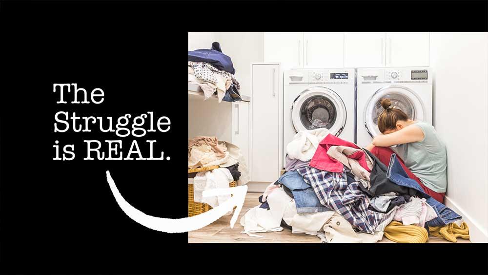 Laundry Troubles : Common Encounters Episode 4