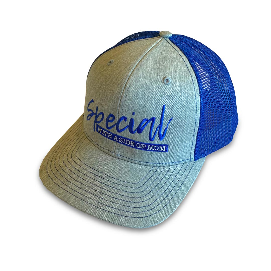 Trucker Hat – Special with a Side of Mom