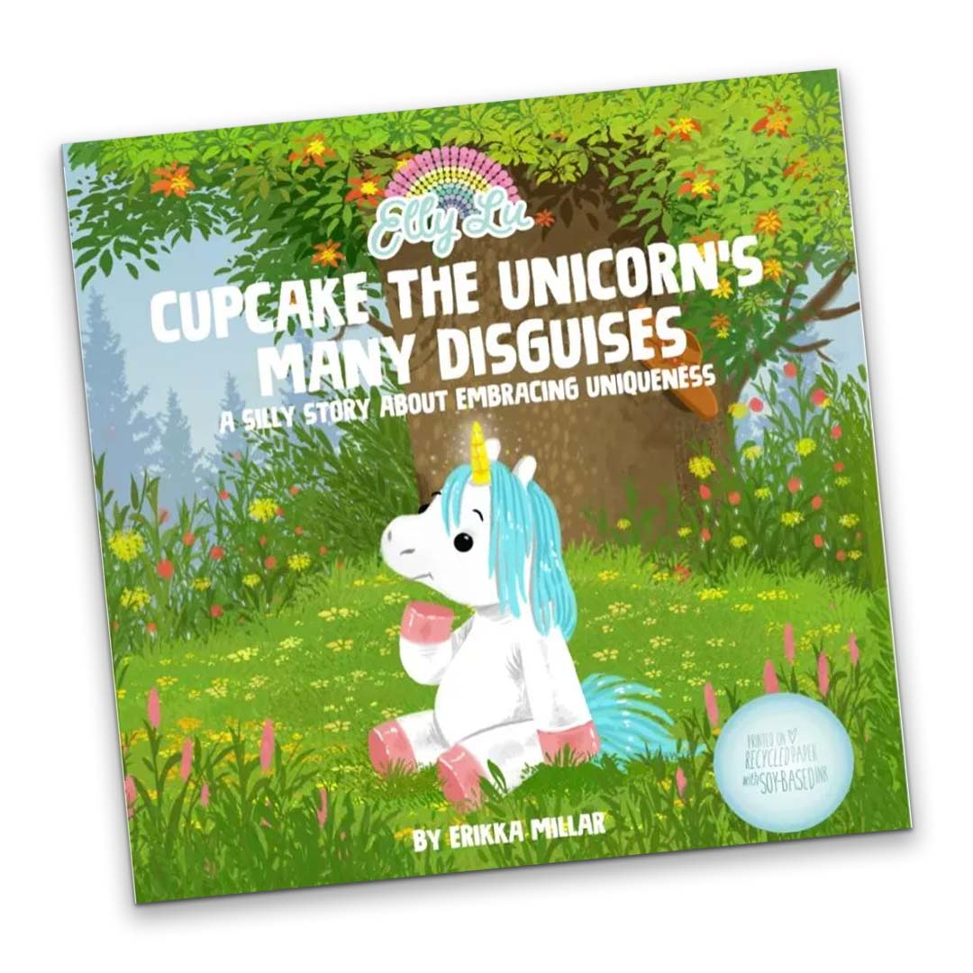 Cupcake the Unicorn's Many Disguises – Inclusion Book