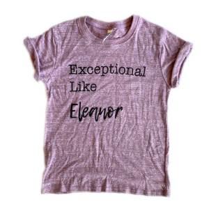 Exceptional Like Eleanor