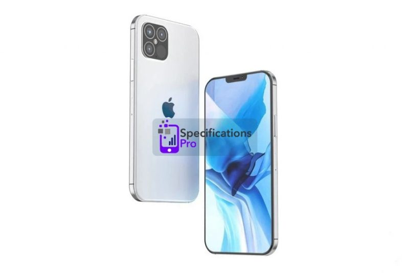 iPhone 13 Silver Color