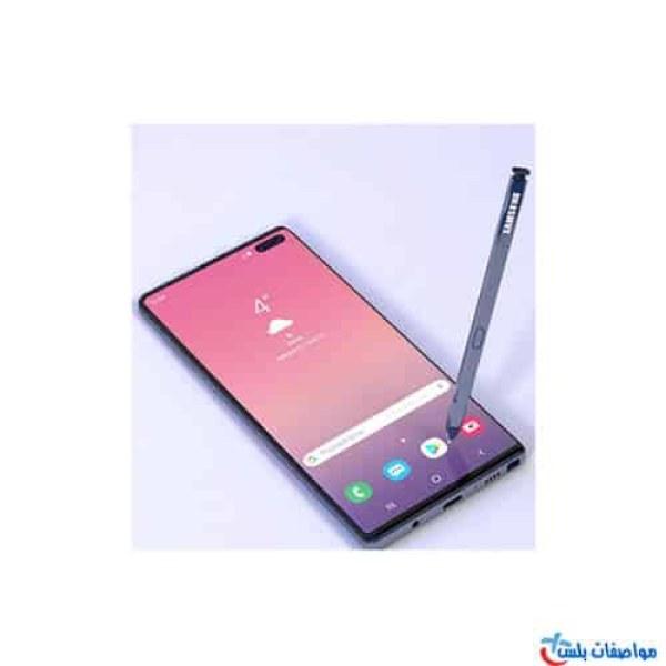 مواصفات وسعر Samsung Galaxy Note 10 Proجلاكسى نوت 10 برو وامكا