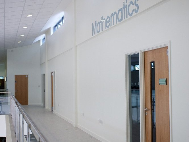 Door set Solutions for Francis Coombe Academy