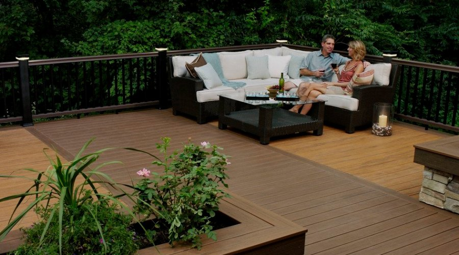Be part of the decking revolution with TimberTech