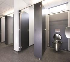 INNOVATION IN STEEL WCS: ANOTHER FIRST FROM FRANKE WASHROOM SYSTEMS