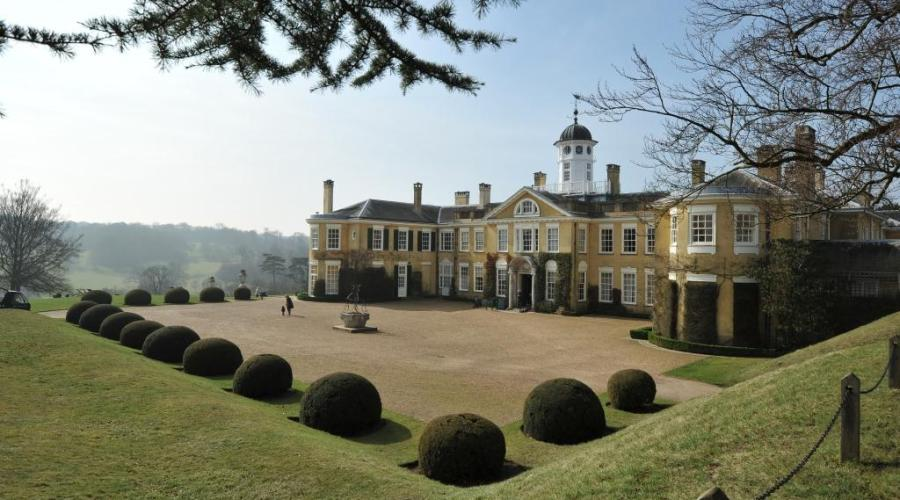 KEMPER SYSTEM PROTECTS NATIONAL TREASURES AT POLESDEN LACEY