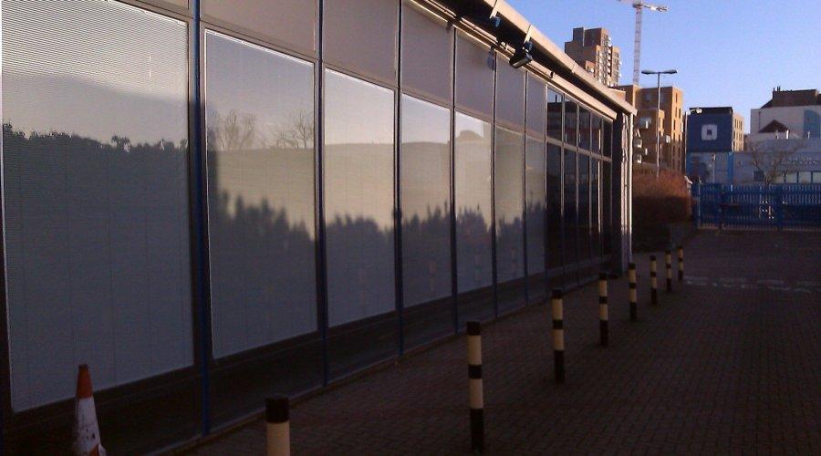 London Ambulance Glazing Audits