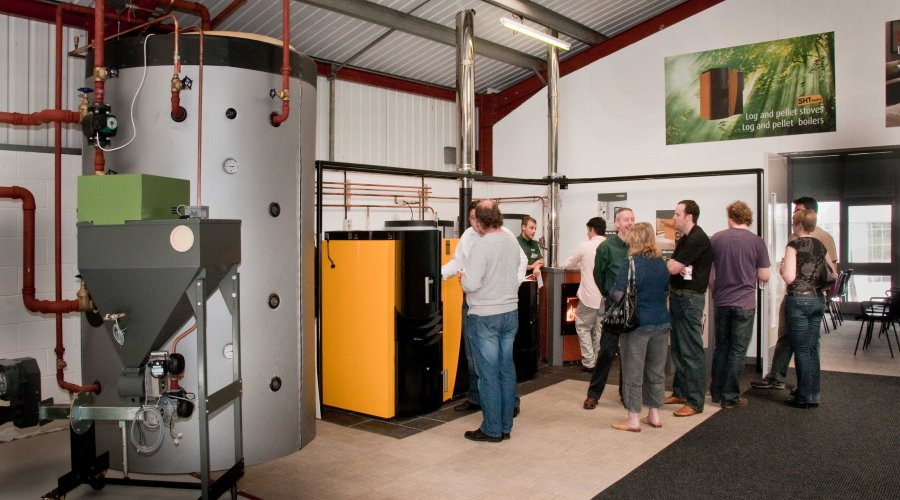 Biomass TV – Euroheat brings wood heating to life