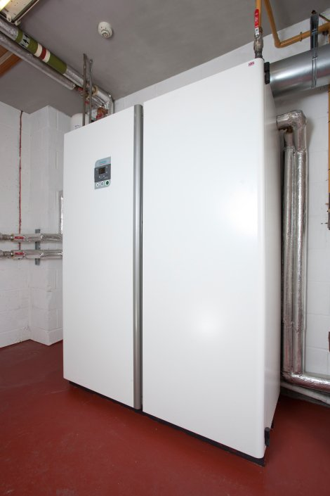 The Potterton Commercial Condensing Combination Boiler