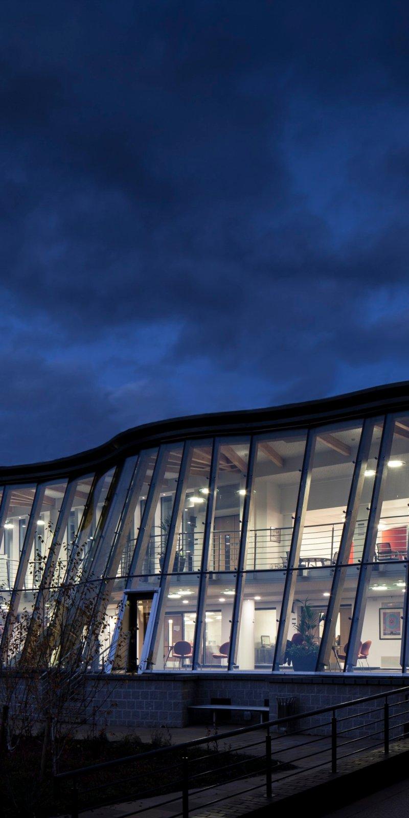 Pilkington Planar™ supports a new era at Durham University Business School