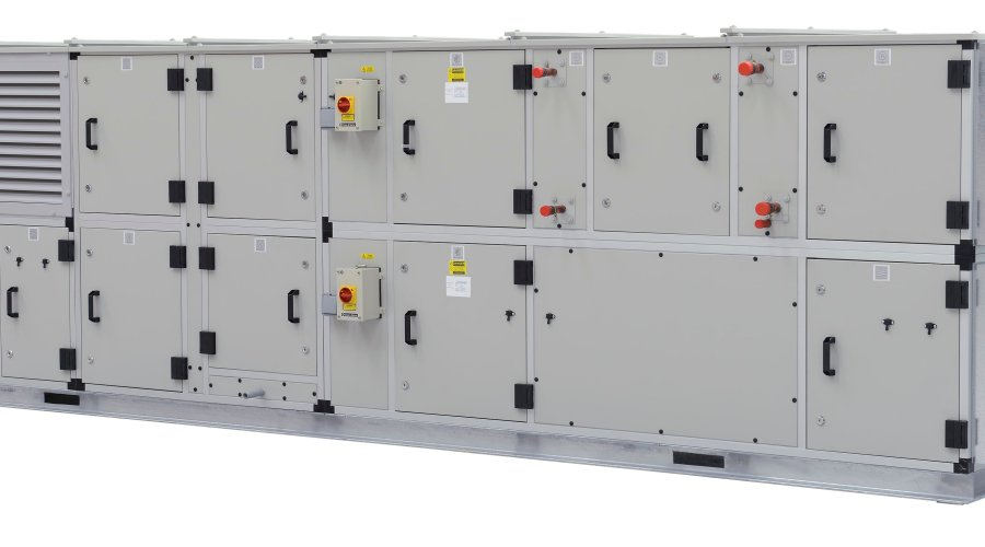 Air Design - the new name in air handling & heat recovery