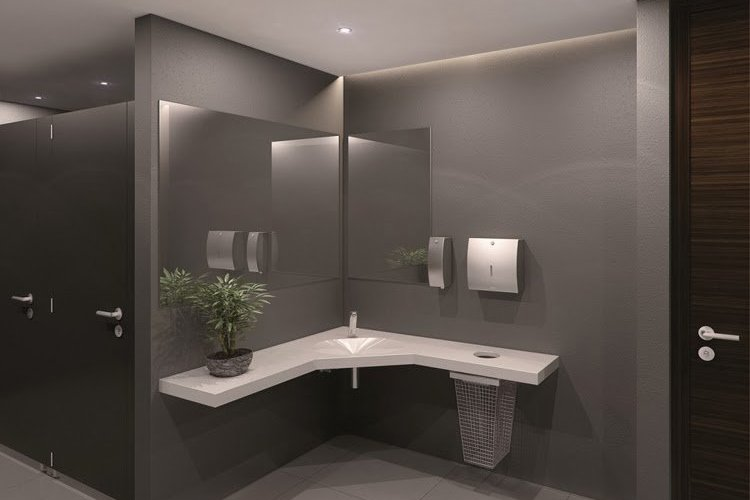 New bespoke basins provide corporates with design edge