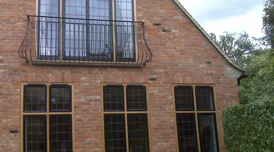 W30 steel windows