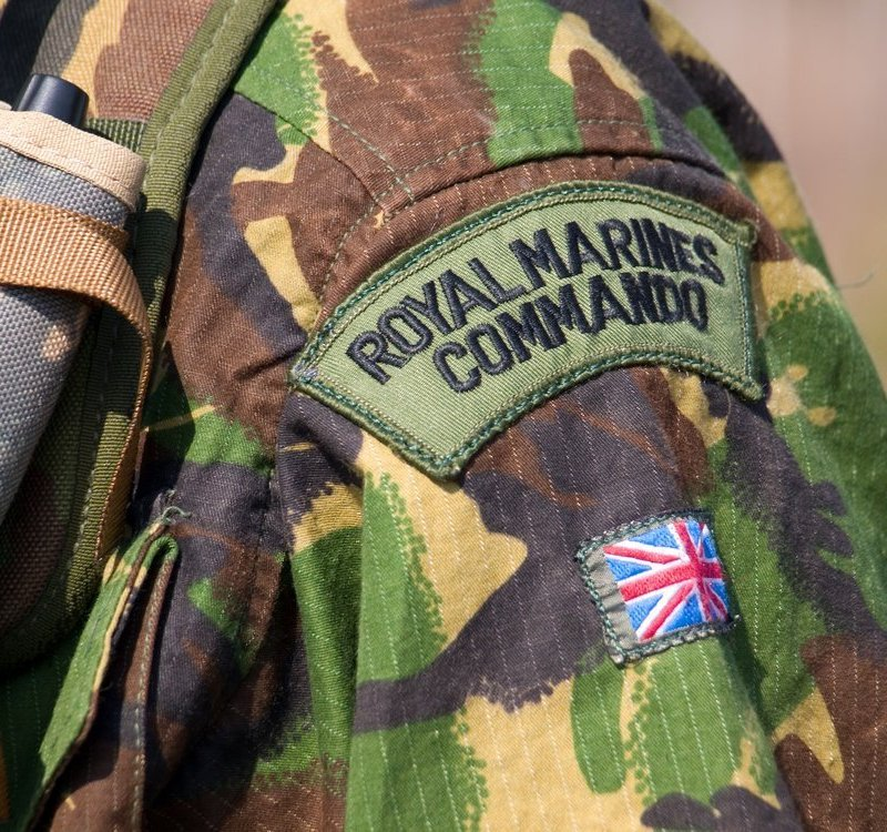 Trend helps the Royal Marines' Norton Manor Camp win the war against energy waste