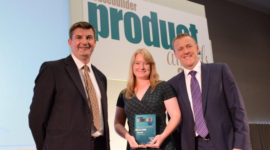 Vent-Axia's Lo-Carbon Response Wins at Prestigious Housebuilder Awards