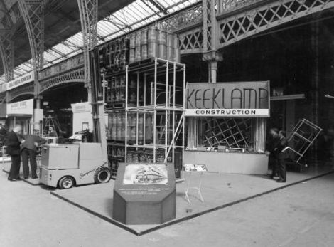 Kee Klamp Construction 80