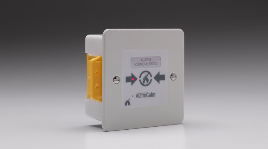 Advanced 'Red Lines' False Fire Alarms with AlarmCalm
