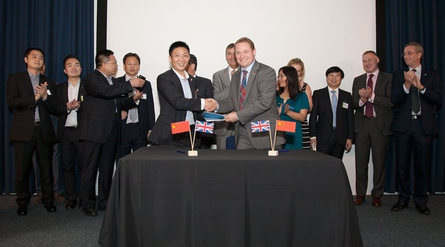 BRE partners with Hongsheng Construction & Investment Group to deliver sustainable construction exemplar in China
