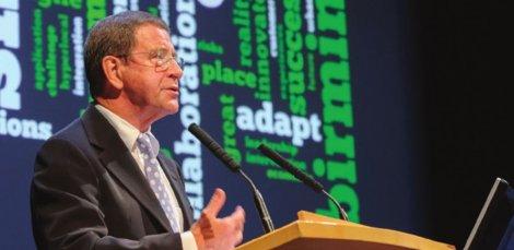 David Bucknall, OBE - Chairman, Built Environment Hub