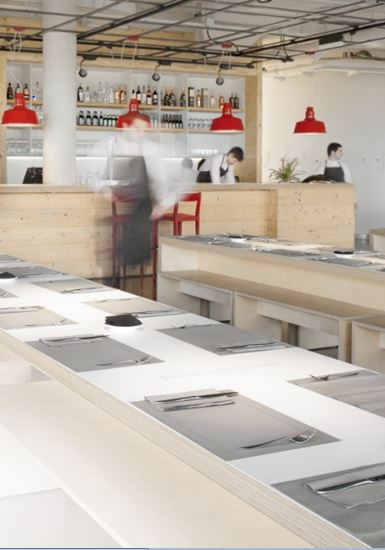 No dark lines: no limits; ColorCore® by Formica Group adds a new dimension with cutting edge new additions 6