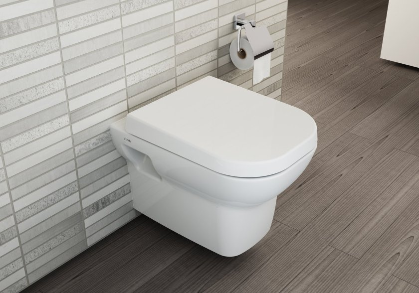VitrA - Nest RIM-EX WC (closed)