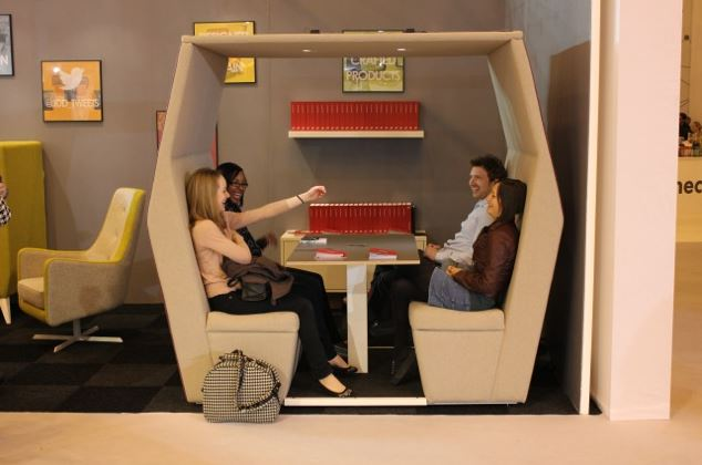 Stunning but casual meeting space furniture from Sun-Light Solutions Ltd