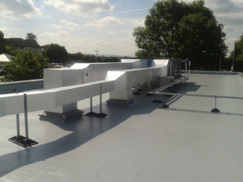 Low odour with no compromises - Decothane Ultra sets new standard for the roofing industry