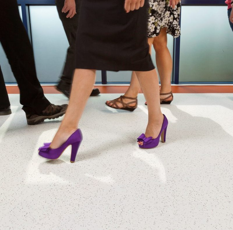 Altro increases warranty on 2.5mm safety flooring
