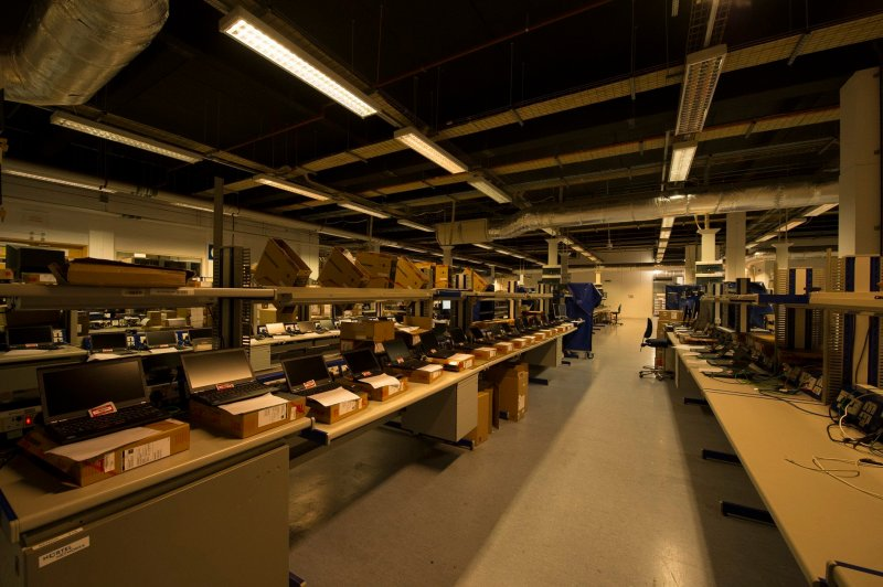 Future Energy Solutions calculates the perfect lighting solution for Computacenter