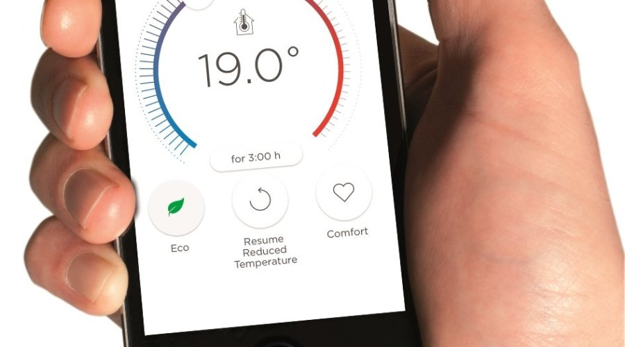 Take full control of heating your home with myComfort