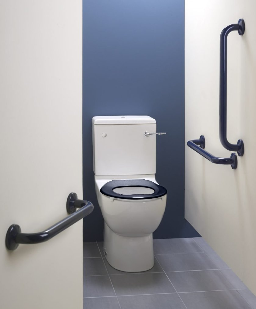 Bathrooms for all your building's visitors